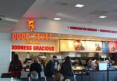 Good Stuff At Regan National Airport